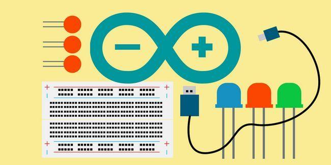 Ce qui est dans votre kit de démarrage arduino? [Débutants arduino]